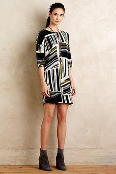 Imagist Tunic Dress #anthropologie
