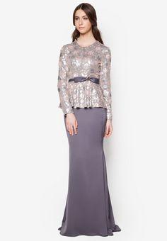 JLuxe Jarsah Dress
