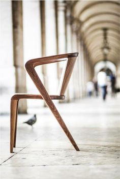 Chair with armrests PORTUGUESE ROOTS by AROUNDtheTREE   design Alexandre Caldas www.archiproducts.com