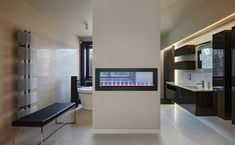 CLEARion - The First Truly See-Through Electric Fireplace