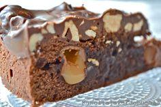 Cinnamon and cardamom: Chocolate cake Desert Recipes, No Bake Cake, Chocolate Cake, Banana Bread, Deserts, Good Food, Brunch, Food And Drink, Sweets