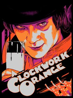A Clockwork Orange - Vance Kelly ----