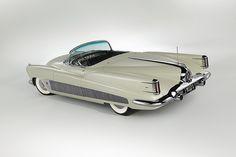1951 Buick XP 300 Concept Car, classic & vintage car design