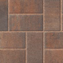 Holland Stone; a brand name for pavers.  Color: HARVEST BLEND.