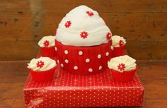 Tarta cupcakes