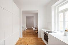 Apartment in Estrela, Lisbon - Marco Arraiolos - João Morgado - Architecture Photography