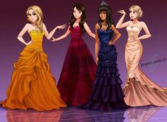 Vampire Diaries Princesses