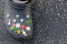 Pin for Later: Remembering Crocs: A Heartfelt Eulogy to the Departed But Crocs went too far when Santa got involved. Someone made the naughty list . . .