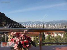 www.emlakair.com FETHİYE MANZARALI 2 DAİRE KONUMUNDA BAHÇE DUBLEKS