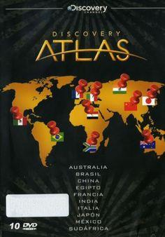 FEBRER 2014: Discovery Atlas