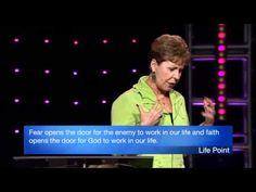 Joyce Meyer - Choose Boldness Instead of Fear (2), via YouTube.