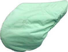 Mint saddle cover