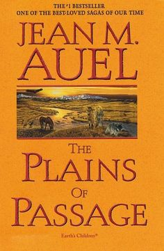 The Plains of Passage (Earth's Children, Book Four) / Jean M. Auel  http://www.ebooknetworking.net/books_detail-0553381652.html  #books