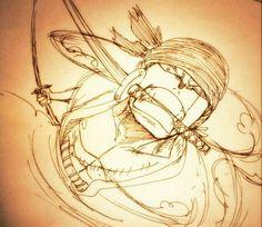 One Piece, Roronoa Zoro Zoro One Piece, One Piece Anime, Roronoa Zoro, Manga Anime, Onii San, One Piece Tattoos, Cartoon Fan, One Piece Pictures, 0ne Piece