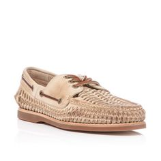 leather boat shoes #TheFryeCompany (from 251 to 74.90 Euros)