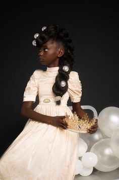 """ATTENTION: To all the confused, brain-washed bullies who tried to call Kheris Rogers out for her skin, we say, """"Thank You!"""" because look at her now: unapologetically slaying and making moves comfortably. Oh yeah, and she's just 10-years old. In stunning new series from Creative Soul Photo, the young designer–known for her empowering t-shirt line …"""