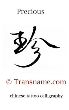 1000 Images About Chinese Calligraphy Tattoos On