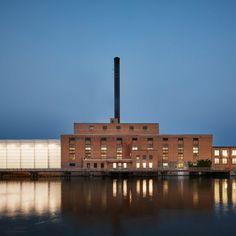 Seattle Asian Art Museum, Beloit College, Battersea Power Station, Concrete Structure, Glass Facades, Adaptive Reuse, Zaha Hadid Architects, Pedestrian Bridge, Steel Buildings