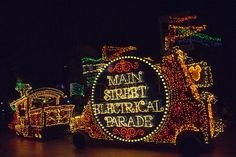 It's ba-a-ack and brighter than ever, image by Lori Norman #OCPhoto2017 #OrangeCounty  #SoCal #oclife #californialiving #Disneyland #ElectricalParade