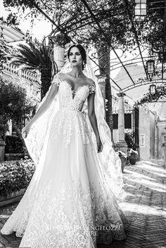 #AlessandroAngelozziCouture #weddingdress2016 #anitalianlovecollection #RocioMuñozMorales #wedding #bridal #coupon code nicesup123 gets 25% off at  Skinception.com