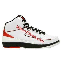 1ce600f81b8 Air Jordan Retro II White Varsity Red 308308 cheap Jordan Others