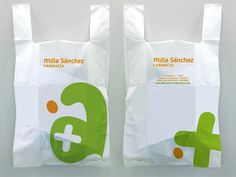 Milla Sánchez Pharmacy | Identity on Behance