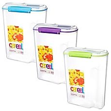 image of Sistema® KLIP IT® 4.2 Liter Cereal Container<BR>