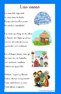 ¡Hola a todos! Este mes estamos trabajando los distintos tipos de casas . Hemos aprendido que hay unas casas en la selva que se construye... Spanish Songs, Spanish Lessons, Dual Language, Spanish Language, Tama, African Animals, Creative Activities, Sight Words, Third Grade