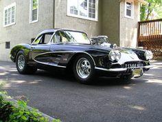 1960 Chevy Corvette Pro Street