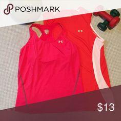 Selling this Under Armour Athletic Tops Medium on Poshmark! My username is: jessbarrington. #shopmycloset #poshmark #fashion #shopping #style #forsale #Under Armour #Tops