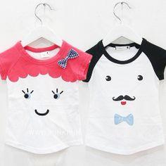 Aliexpress.com : Buy 2014 summer fight sleeve boys clothing girls clothing baby child short sleeve T shirt tx 1892 on Kids Fashion Clothing ...