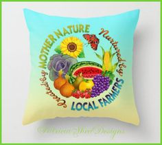 At the Farmers Market II by Ana Zahler on Etsy