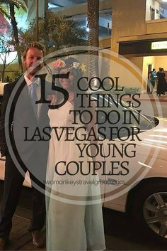We are so happy that we experienced most of these amazing things during our short trip to Las Vegas. It was definitely a dream come true! Here are 15 of our recommendations of cool things to do in Las Vegas for young couples.