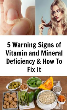 If You Suffer From Acne, Brittle Nails Or Hair, Bumps, Cramps, And Headaches You Might Have This Deficiency