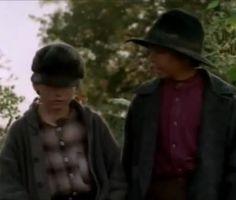 Little Burl Allen and Sam Houston Holcombe