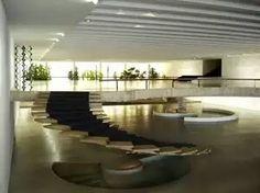 Interior. Palacio Itamaraty