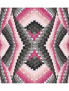 Take your quilting to heavenly heights! This lovely and utterly captivating bargello quilt pattern will give your home an air of sophistication. Using 24 shades of fabric and the strip-piecing method, your finished quilt pattern is sure to stun and amaze! Pattern includes directions for 2 different finished sizes as well as easy-to-follow, step-by-step instructions.