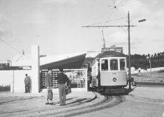 Sete Rios, anos 50