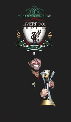 Liverpool Fc Managers, Liverpool Football Club, Club World Cup Final, You'll Never Walk Alone, Mo Salah, Soccer, Times, Tattoo, Big
