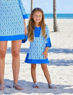 87809a73f7 Bondi Beach Little Girls Cover Up