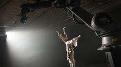 "Featuring San Francisco Ballet principal dancers Maria Kochetkova and Joan Boada, ""Francesca Da Rimini"" is an experiment using a robotically controlled camera to capture ballet. ""Ballet Meets Robotics,"" reveals the artistry, inspiration, and technology that went into the short film.   Francesca Da Rimini vimeo.com/96039099"