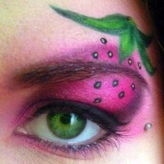 Strawberry Eyeshadow