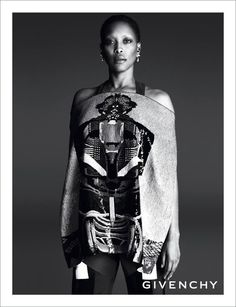 Givenchy S/S 2014 Adv Campaign