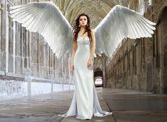 Angel Virgin Goddess - Free photo on Pixabay New Fashion Trends, 90s Fashion, Retro Fashion, Girl Fashion, Vintage Fashion, Fashion Outfits, Mom Jeans Black, Photoshop Overlays, Belle Photo