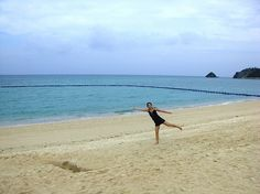 Okinawa. My real home, vs. my dream home. So strange how similar the beaches are even though they're across the world