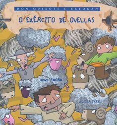 O exército de ovellas / A. Fariña (2005) - ED/Quijotes 2005/48