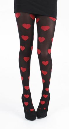 Pamela Mann Tights, Hold Ups, Stockings and Leggings. Opaque Stockings, Opaque Tights, Nylon Stockings, Black Tights, Black Shorts, Tight Leggings, Leggings Are Not Pants, Lizzie Hearts, Red Hearts