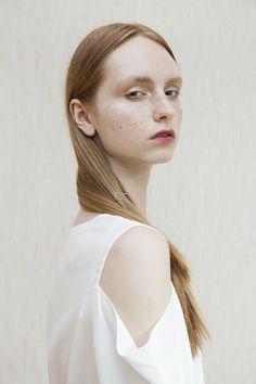 collection - closeness - Anna Lawska Jewellery / photo - Katarzyna Tur / model - Marysia / MODEL PLUS