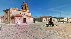 Segovia Martín Muñoz de la Dehesa - Iglesia