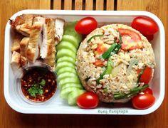 Healthy Dishes, Healthy Foods To Eat, I Foods, Healthy Eating, Easy Meal Prep, Healthy Meal Prep, Easy Meals, Diet Menu, Food Menu